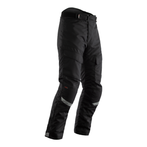RST-Alpha-IV-CE-Mens-Black-Textile-Motorbike-Waterproof-Trousers-Jean