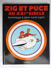 Hommage à Alain Saint Ogan Zig et Puce Réed 1974 Hachette