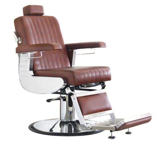 Barber Shop Friseurstuhl ✅ Comair Bedienungsstuhl Herren Diplomat schwarz