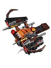 NEW LEGO NEXO KNIGHTS LAVA ARMY GLOB LOBBER SET NO MINIFIGURES 70318