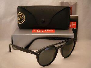 eceea32a49 Ray Ban 4279 Black w Green Lens NEW sunglasses (RB4279 601/71 ...
