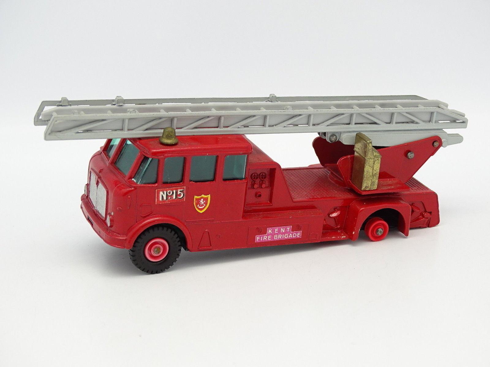 Matchbox Matchbox Matchbox 1 55 - Merryweather Fire Engine Feuerwehr d2c057