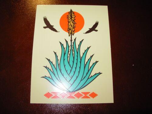 ERNESTO YERENA Sticker decal CACTUS like poster print Shepard Fairey