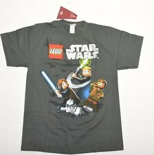 Lego Star Wars Boys  Graphic T-shirt,XL(18) Dark grey