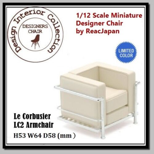 Dollhouse 1/12  Miniature Interior Designer Chair Collection CP01