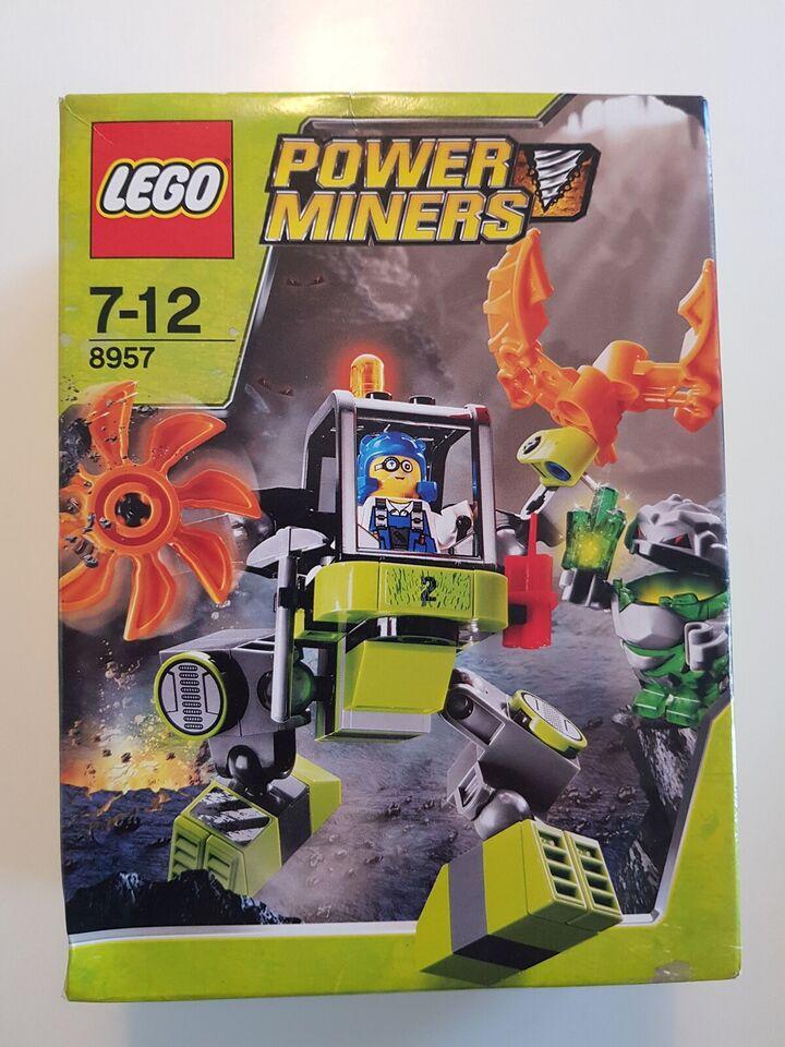 Lego Power Miners