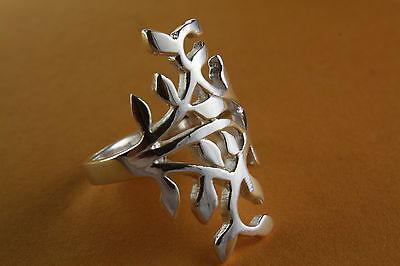 Design Keltisch Gothic Ring Silber 925 Silberring / 424 Harmonische Farben