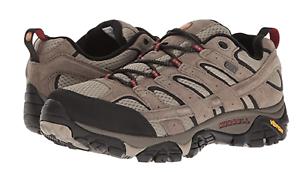 NEW-Merrell-Men-Moab-2-Waterproof-Hiking-Shoes-size-8-9-10-10-5