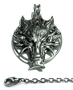 FENRIS-CHAIN-AKVS-Pendant-Necklace-Viking-Jewelry-Art-Wolf