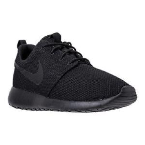 Men's Nike Roshe One Lifestyle Shoes Black/Black NIB 8-12 511881-026