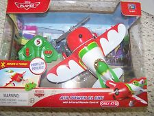 "Disney  ""PLANES ""AIR POWER EL CHU PROPELLER POWERED PLANE WITH REMOTE CONTROL"