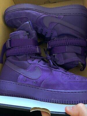 Nike Sf Af1 Mens 864024-500 Size 6