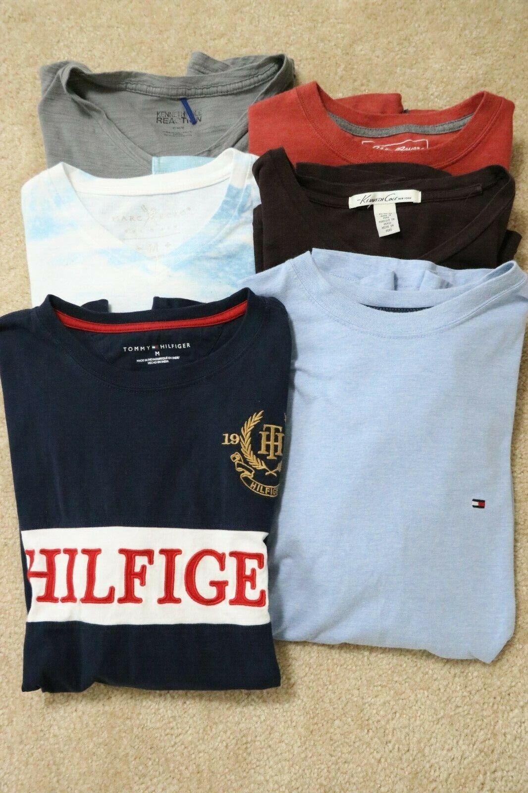 Shirts Mens Boys *6* Tommy Hilfiger Marc Ecko Edd… - image 2