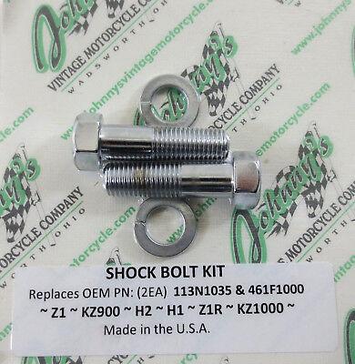 SHOCK BOLT Kawasaki Z1 900 KZ900 H2 750 H1 500
