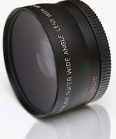 MACRO CLOSE UP and WIDE ANGLE LENS for Canon Rebel T3i,T2i,T1i,XT XS XSi XTi