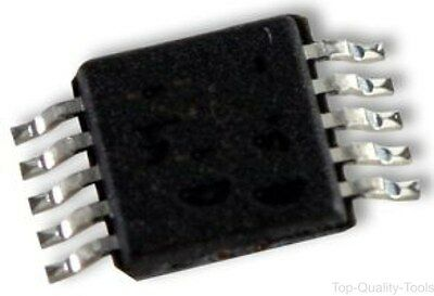 NATIONAL SEMICONDUCTOR,LM3409MY,IC, LED DRIVER, BUCK, CNTRL, 10MSOP