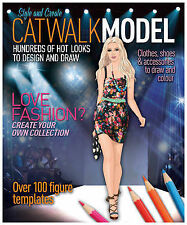 Very Good, Catwalk Model, Hilary Lovell, Book