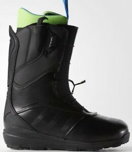 Adidas THE BLAUVELT Mens Snowboard Boots Size 9 US Core Black NEW ... e93472add