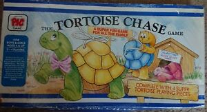 Pic-Toys-The-Tortoise-Chase-Game-1988