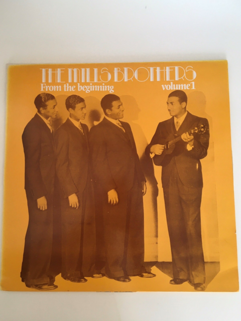 LP, The Mills Brorhers, From the beginning volume 1, Jazz,…