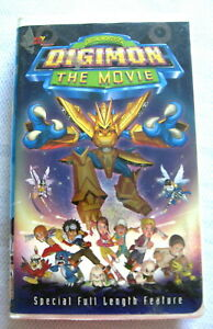 DIGIMON-the-MOVIE-Special-FULL-LENGTH-Feature-VHS-2000