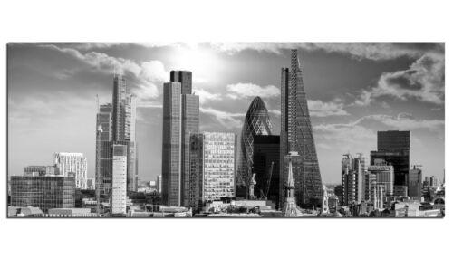 Photos de la fresque ag-02105 London Skyline 125 x 50 cm