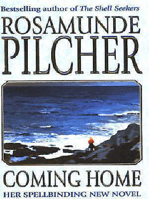 Rosamunde Pilcher Coming home - paperback free post