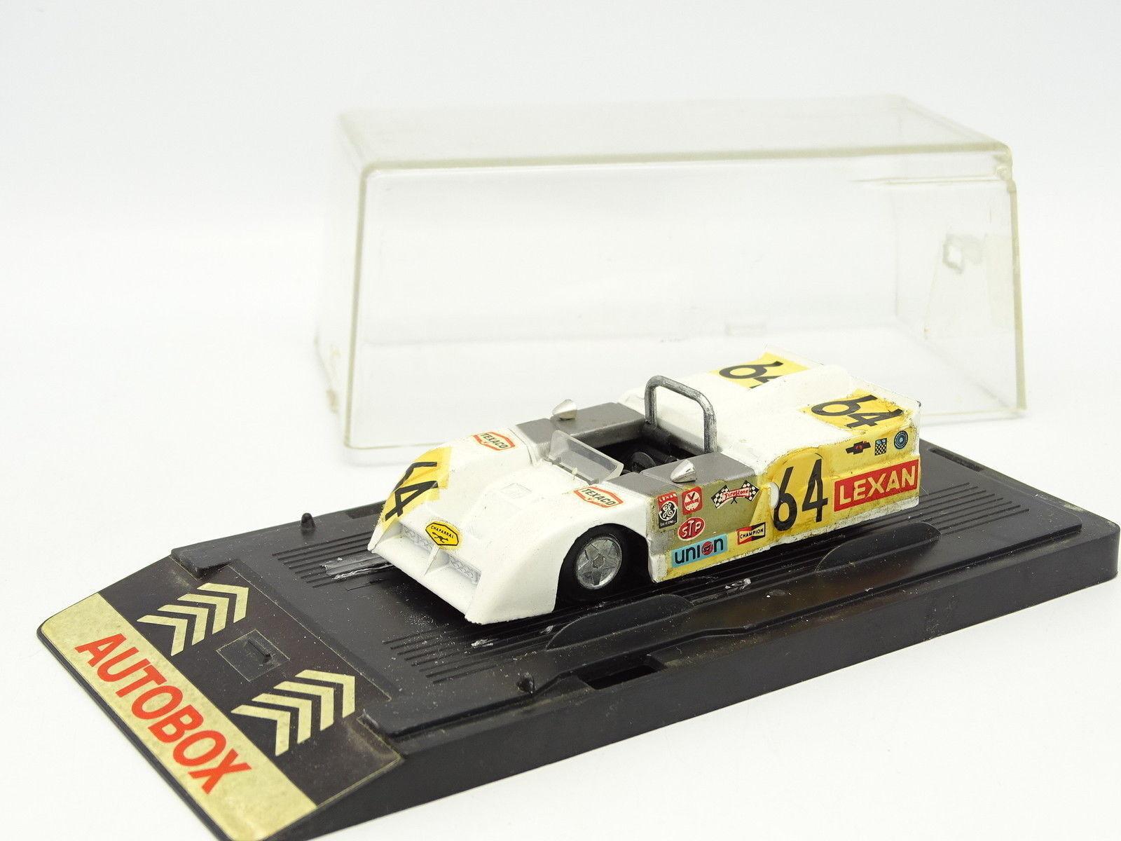 Mercury Autobox 1 43 - Chaparral 2J Can Am N°64