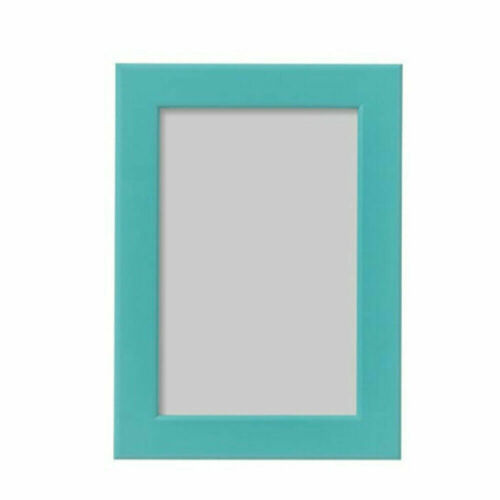 Ikea Fiskbo Photo Frame A4 Picture Pink Blue Black White A4 Frame only £4.89