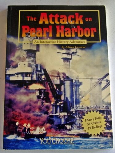 1 of 1 - The Attack on Pearl Harbor by Allison Lassieur (Paperback / softback)