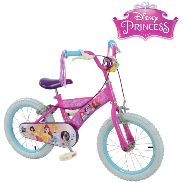 6d581f78bff 2x Disney Princess 16 Inch Girls Bike Pink for sale online | eBay