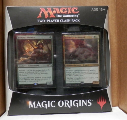 Magic the Gathering Clash Pack Armed & Dangerous Origins