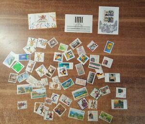 Germany-Federal-Frg-vintage-yearset-1994-Postmarked-Used-complete