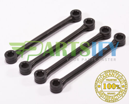 4 PACK NEW WH1X2727 WASHER TUB DAMPENING STRAP FITS GENERAL ELECTRIC GE HOTPOINT