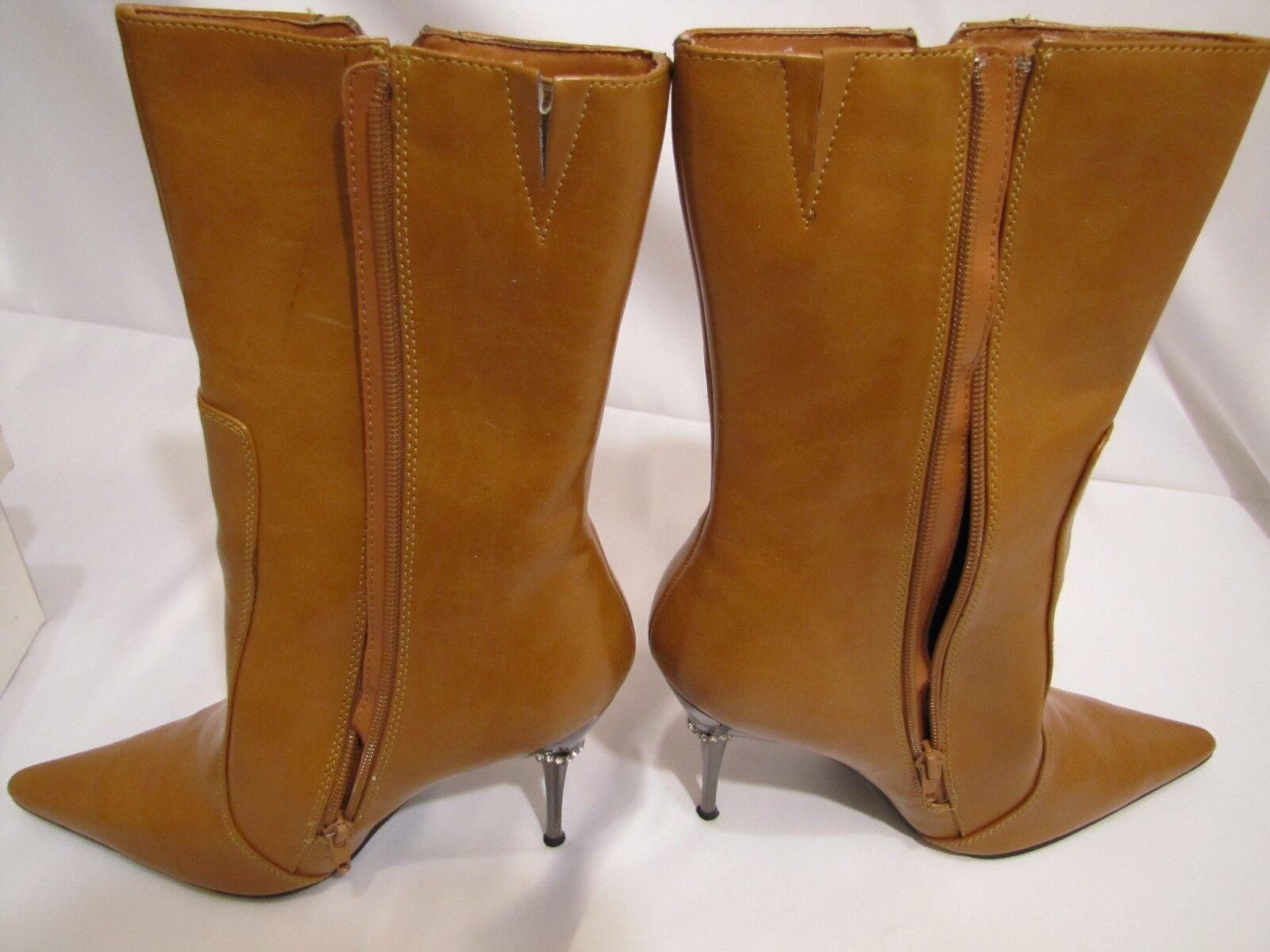 Women Boots Wild pink size 7.5