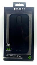 Mophie Juice Pack 2300Mah Battery Power Charger Case For Samsung Galaxy S4 Black