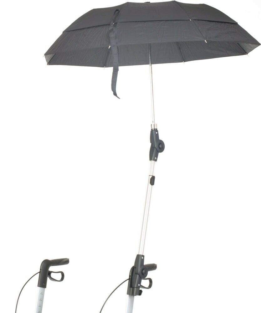 s l1600 - Regenschirm mit Halterung zum Rollator Vital von Russka