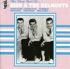 Dion-Dion-amp-The-Belmonts-Best-of-New-CD