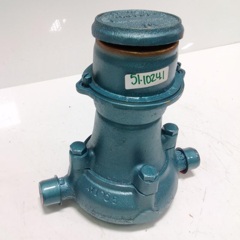 Neptuno Medidor co de 5/8 de pulgada Trident ay1005 Agua Medidor ay1005 Trident Nuevo 703d12