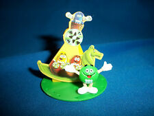 M/&Ms CIRCUS RING MASTER Put-Together Sticker Figure French Pocket Surprise M/&M/'s