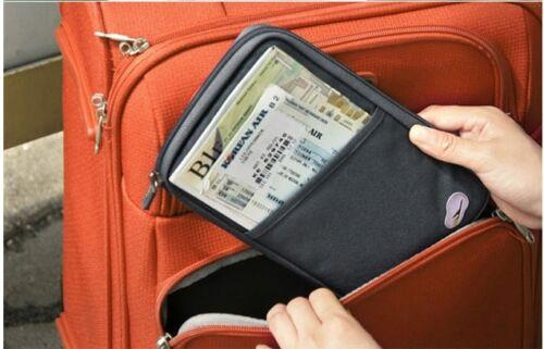 Organisateur Voyage Organiseur Pochette Sac A Main Carte Credit Rangement Neuf