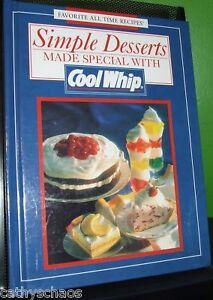 Simple desserts made special with cool whip cream topping food image is loading simple desserts made special with cool whip cream forumfinder Images