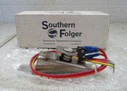 SOUTHERN FOLGER ADAMS STEEL 500CL LOCK KEEPER SWITCH 76767325 JAIL PRISON