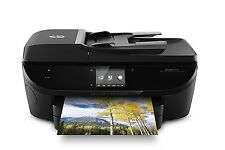 HP Envy 7645 e-All-in-One Printer Fax Scan Copy Web Photo 15 Seconds Per Scan