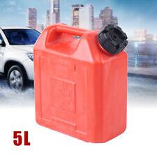 13 Gallon5l Fuel Can Gas Fuel Tank Petrol Storage Container Car Atv Motorcycle