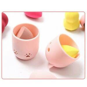 Practical-Beauty-Sponge-Holder-Travel-Case-Silicone-Kitten-Sponge-Beauty-Holder