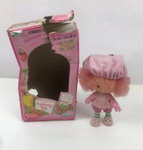 Vintage Strawberry Shortcake Maleta Kenner 1980 #43090 Boneca da portadora