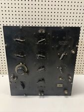 General Radio Inductance Bridge 667 A Cool Old Decor Prop Untested