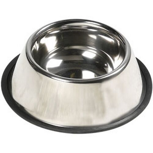 FOOD BOWL STAINLESS STEEL FOR DOG SPECIAL COCKER (1030097)
