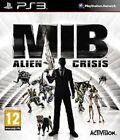 MIB ALIEN CRISIS GIOCO USATO PER PLAYSTATION 3 PS3 ITALIANO